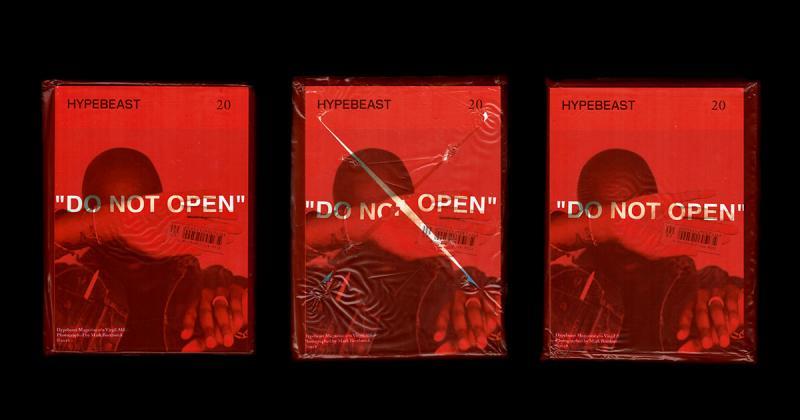 Trào lưu thiết kế theo thập niên 90 lan đến tạp chí Hypebeast
