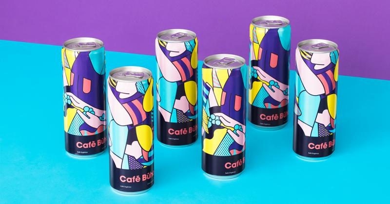 Cafe Buho - Điểm xuyết giữa Pop Art và nghệ thuật trừu tượng