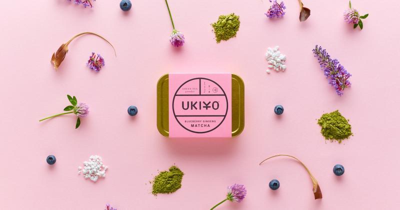 UKIYO - Thương hiệu trà matcha hướng đến giới trẻ