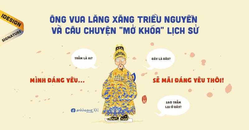"""Ông vua lăng xăng triều Nguyễn và câu chuyện """"mở khóa"""" lịch sử"""