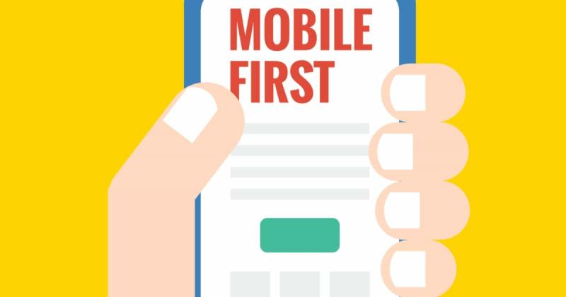"""Thiết kế mobile-first và câu chuyện kinh doanh trên """"lòng bàn tay"""""""