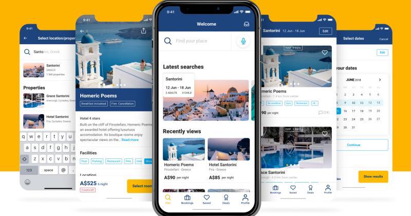 Phân tích trải nghiệm trên Booking.com - một trong những thế lực lớn nhất ngành du lịch