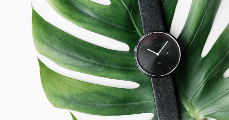 HODINA x Minimalissimo tạo nên chiếc đồng hồ unisex tối giản