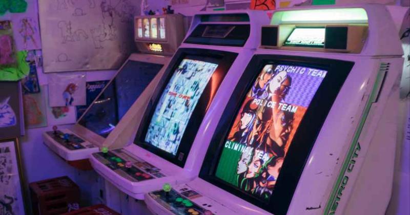 Đắm mình vào bộ sưu tập các game retro xưa