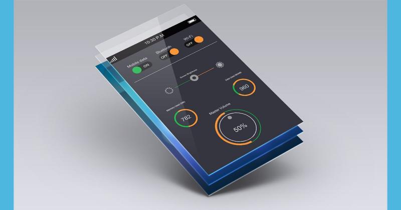 Thiết kế UI nền tối - Lý do, tình huống và vị trí áp dụng?