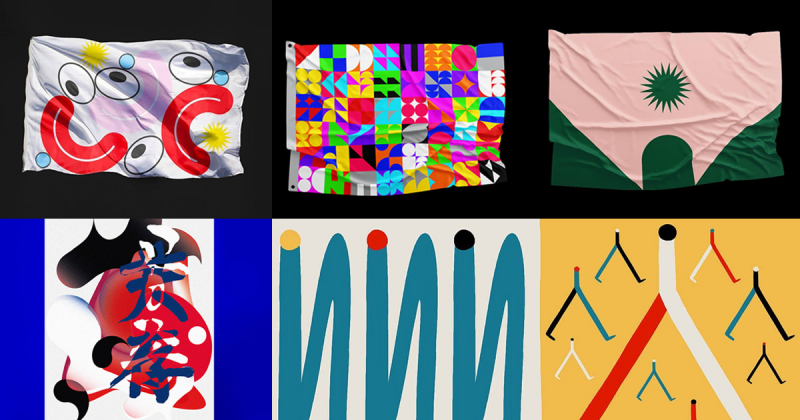 Thiết kế lá cờ đại diện cho quốc đảo của riêng bạn - 10 tác phẩm xuất sắc nhất từ #MyIslandFlag