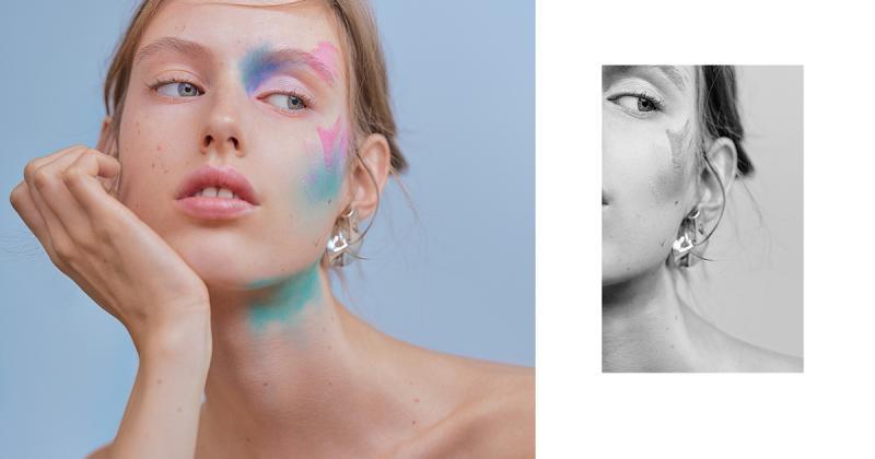 Paint Me A Picture - Bộ ảnh chân dung mơ mộng của Kristina Varaksina