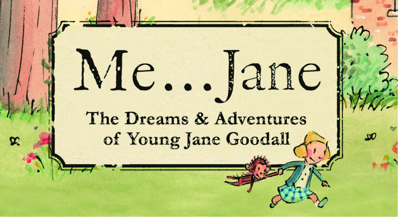 'Me…Jane': Từ giấc mơ thuở nhỏ đến sứ mệnh cao cả của Jane Goodall qua tranh minh họa dễ mến