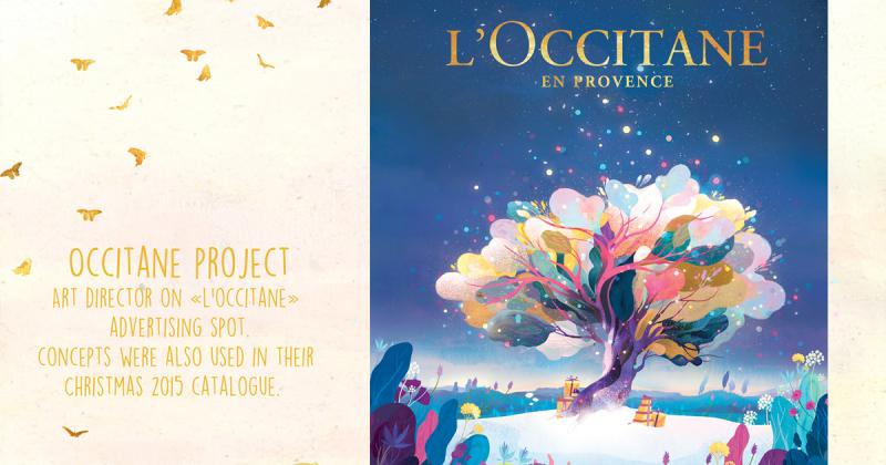 Nhìn lại quảng cáo Giáng sinh huyền ảo của L'Occitane