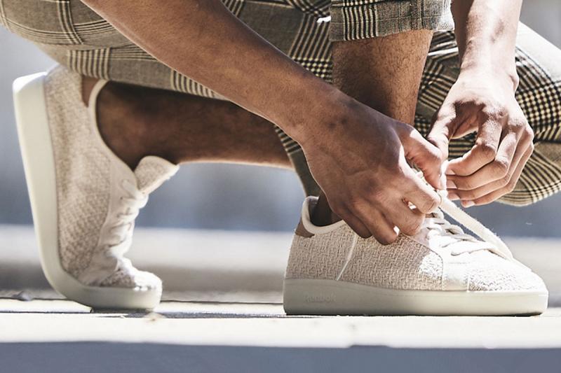 Reebok ra mắt mẫu giày thể thao từ sợi bông và bắp