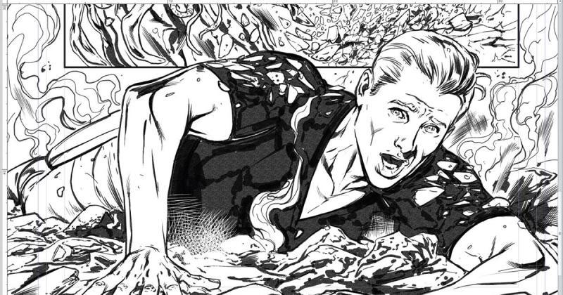 Hướng dẫn từng bước vẽ nên trang truyện tranh hấp dẫn | Phần 2: Hoàn thiện tác phẩm