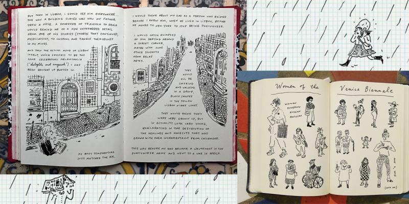 """Joana Avillez: Tranh vẽ """"truyền tải thứ ngôn ngữ không thể viết thành lời"""""""