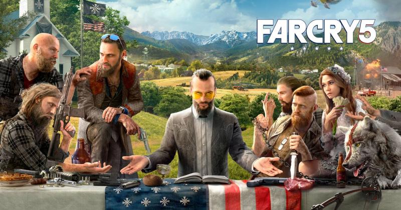 Định hướng nghệ thuật của game Far Cry 5