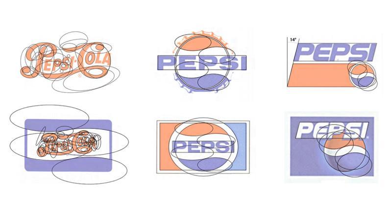 Lịch sử 'đầy biến động' của logo Pepsi qua 120 năm