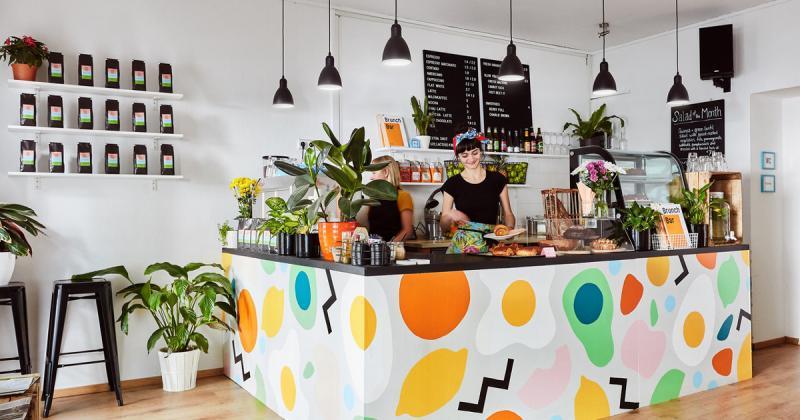 Mahlo Brunch Bar - Người bạn cùng thư giãn vào buổi ăn trưa