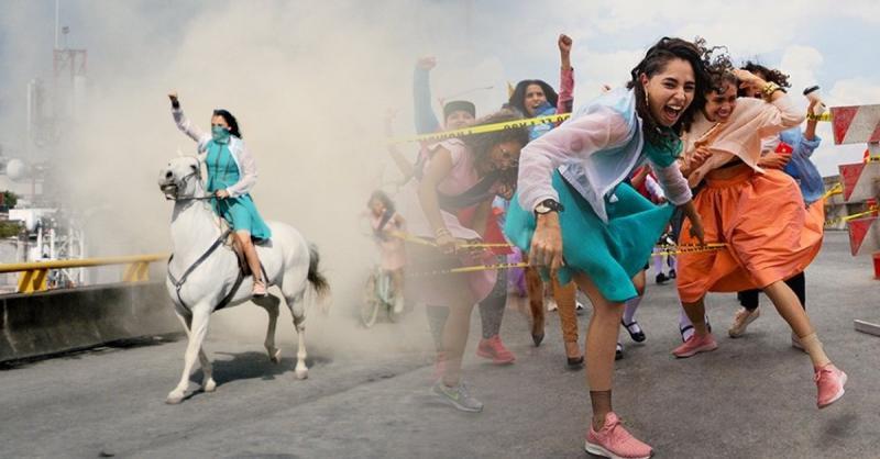 Chiến dịch mới của Nike kêu gọi phụ nữ Mexico hãy bứt phá những giới hạn