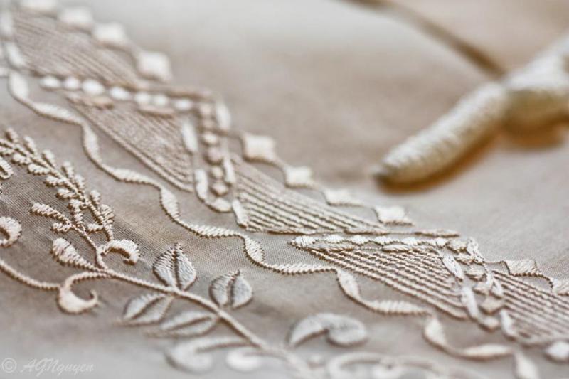 Chất vải quý làm từ lá dứa tại Philippines