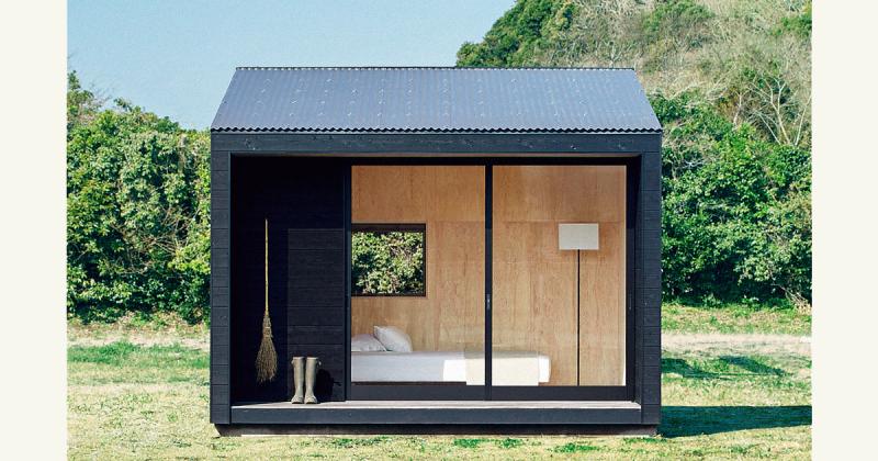 MUJI Hut - Căn nhà tối giản đầy tiện nghi