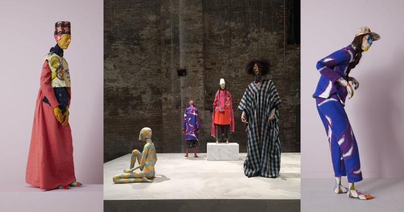 Chiêm ngưỡng triển lãm của Francis Upritchard với những hình nộm đầy ma quái