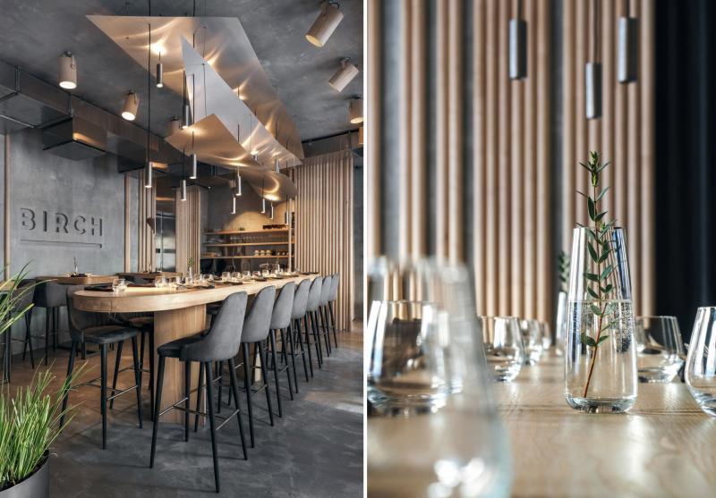 Birch - Nhà hàng ẩm thực thượng hạng với tinh thần cởi mở