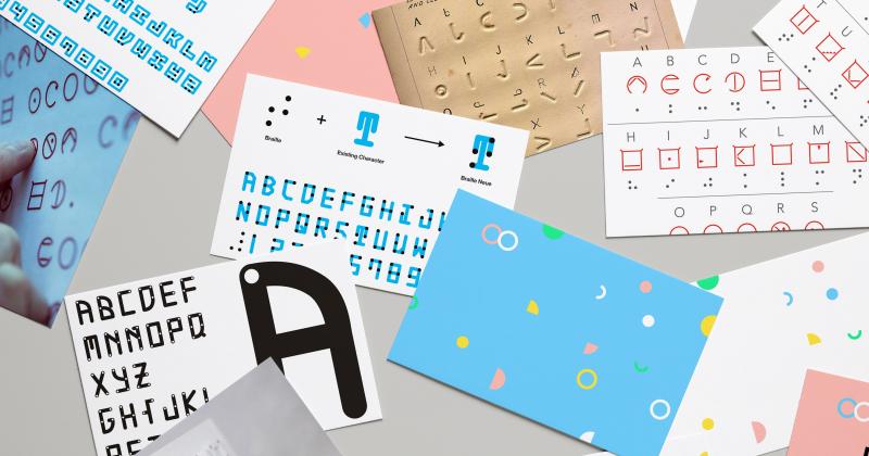 Sau chữ nổi Braille: Xem xét 3 hệ thống chữ mới cho người khiếm thị
