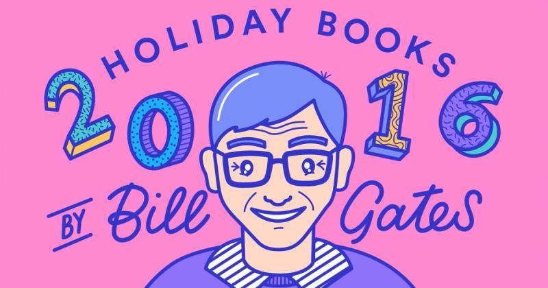 Video motion đặc sắc về những cuốn sách Bill Gates khuyên đọc