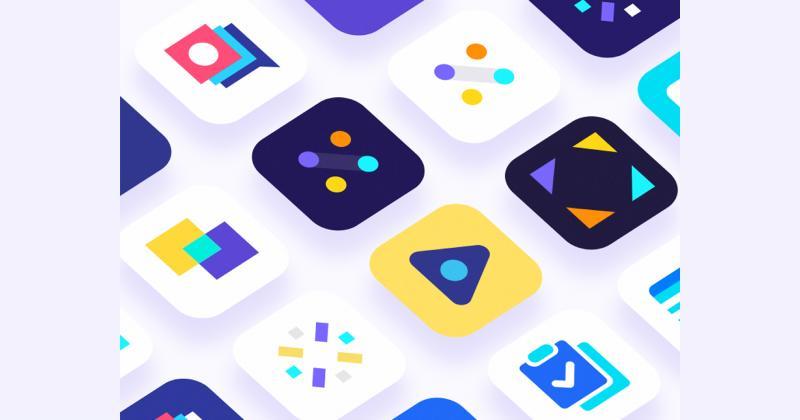Cách thiết kế biểu tượng cho các ứng dụng