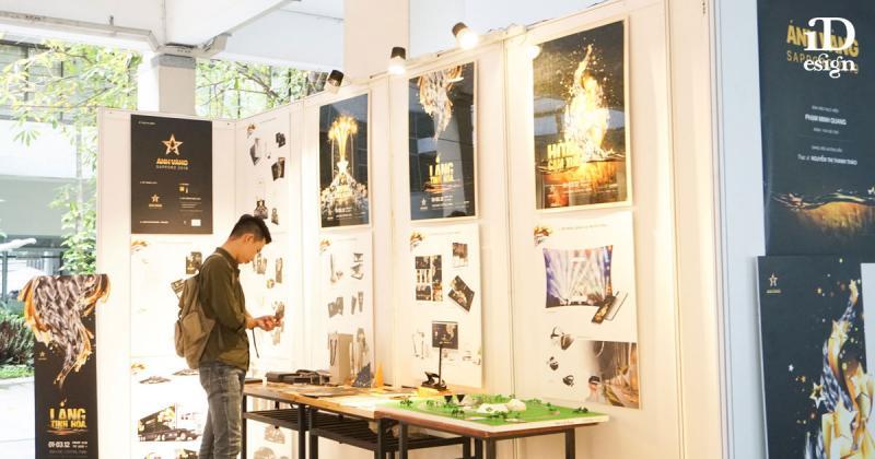 Ghé thăm triển lãm tốt nghiệp của trường Đại học Kiến trúc Thành phố Hồ Chí Minh