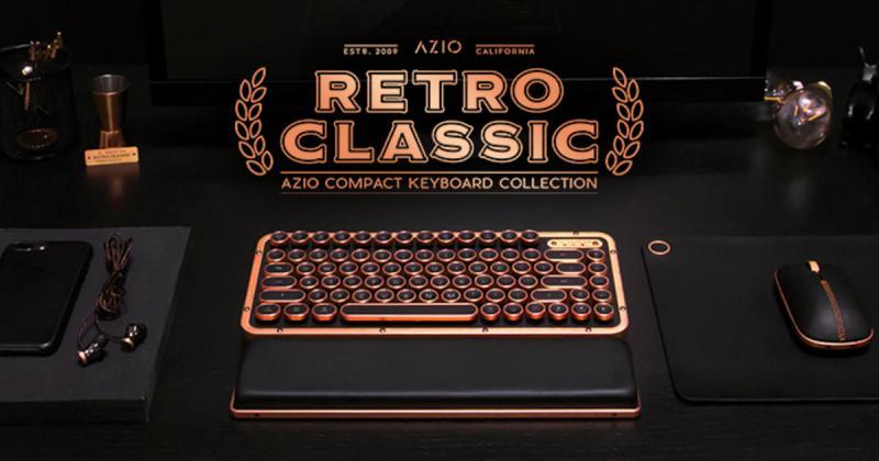 Bàn phím RCK - Khi retro kết hợp với công nghệ cao