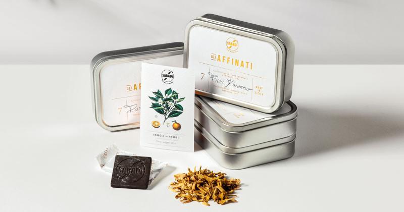 Bao bì thanh tao cho thương hiệu chocolate thơm ngát từ Sabadì