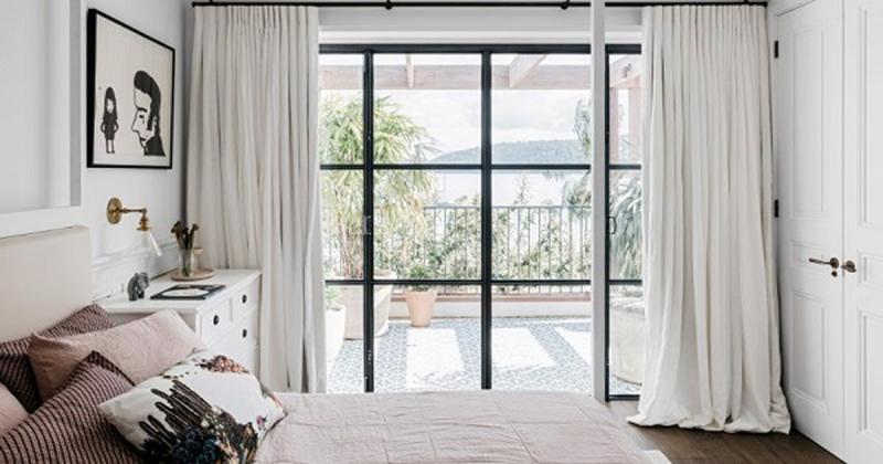 Tham quan Palm Beach House ở Sydney với phong cách thiết kế đơn sắc độc đáo