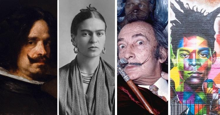 10 họa sĩ phương Tây có sức ảnh hưởng đến văn hóa nghệ thuật thế giới