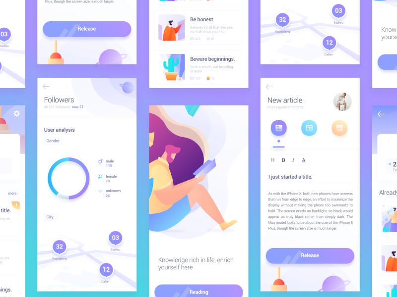 Junior UI Designer cần những gì để phát triển?