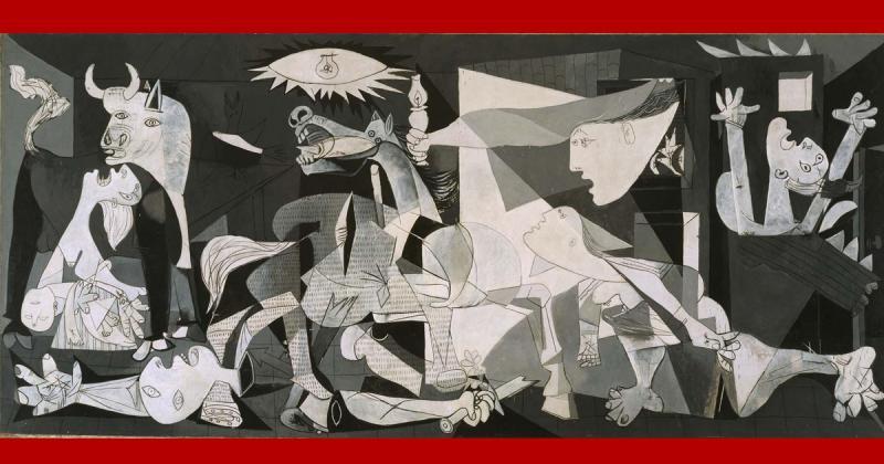 Pablo Picasso và những tác phẩm góp phần lật đổ chế độ Phát xít