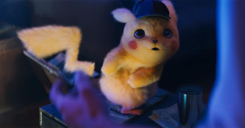 Nghệ sĩ được tham gia xây dựng concept art trong 'POKÉMON Detective Pikachu' nhờ… Google