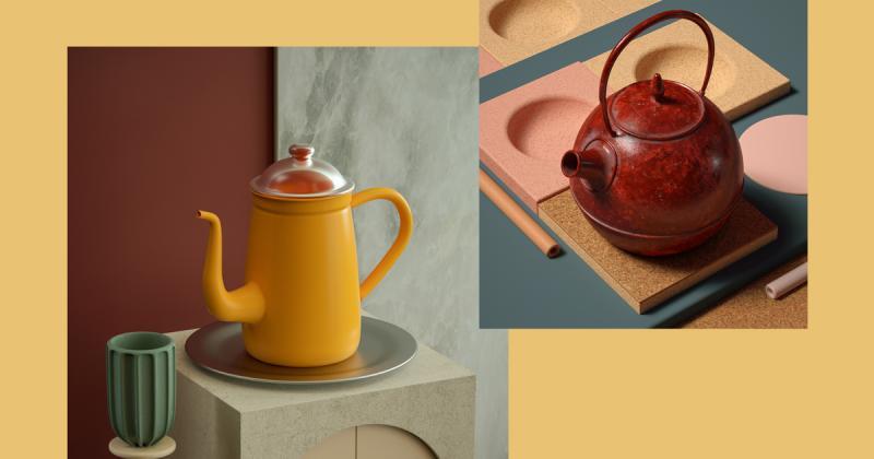 Tea Time - Khi thưởng trà không chỉ mang vẻ thanh tịnh