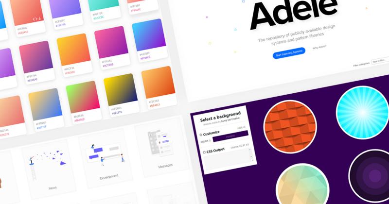 Tổng hợp các công cụ hỗ trợ thiết kế miễn phí dành cho graphic designer
