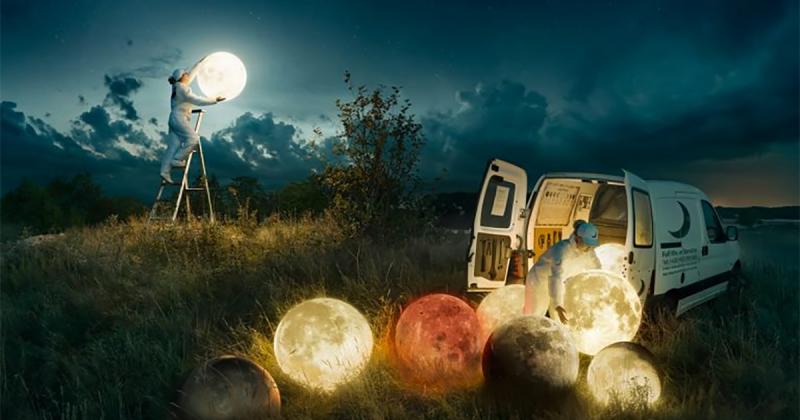 Chuyến phiêu lưu đến trí tưởng tượng qua tác phẩm manipulation của Erik Johansson