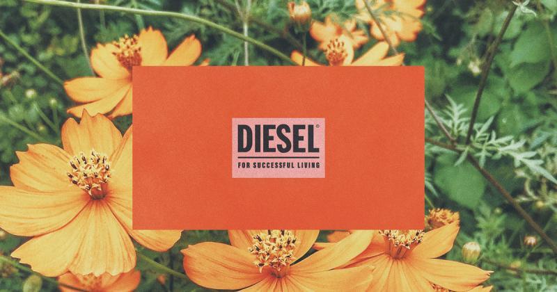 Caterina Bianchini tái thiết kế tagline cho thương hiệu Diesel lâu đời