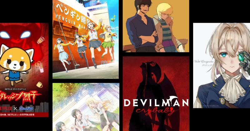 5 bộ phim anime ấn tượng trong năm 2018