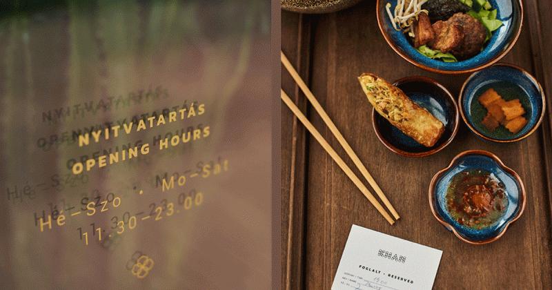 Khan - Nhà hàng cao cấp tôn vinh ẩm thực Á châu