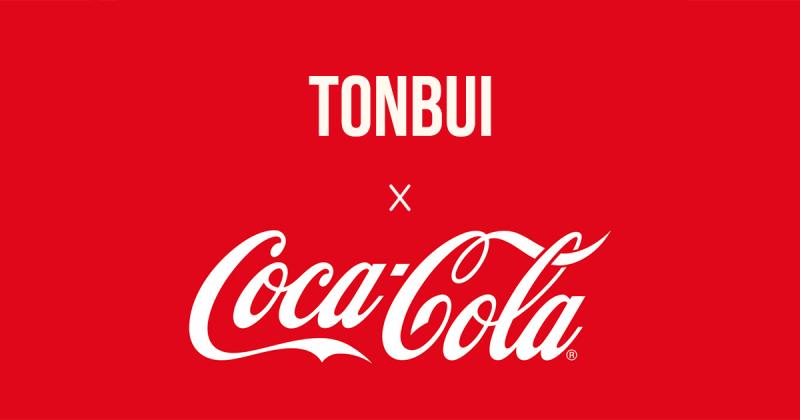"""Coca-Cola 2019 """"cùng lan tỏa muôn điều tốt đẹp"""" với cánh én của nghệ sĩ Tôn Bùi"""