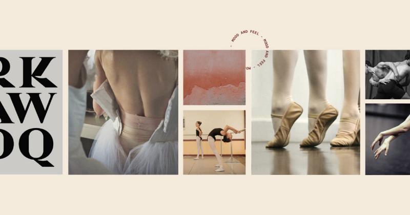 Đồ án sinh viên: Thiết kế bộ nhận diện cho đoàn múa ba lê Thụy Sĩ