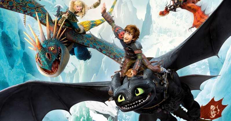 Đón chờ phần cuối cùng của series 'How to Train Your Dragon: The Hidden World'
