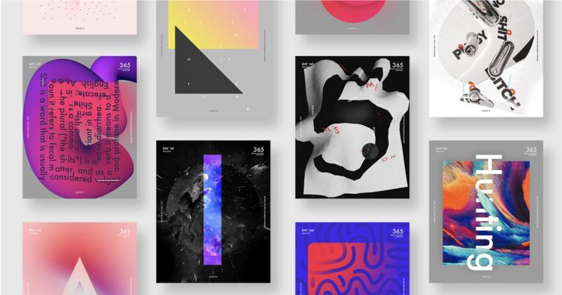 Hãy chú ý: 10 xu hướng dự đoán khuynh đảo ngành thiết kế đồ họa năm 2019