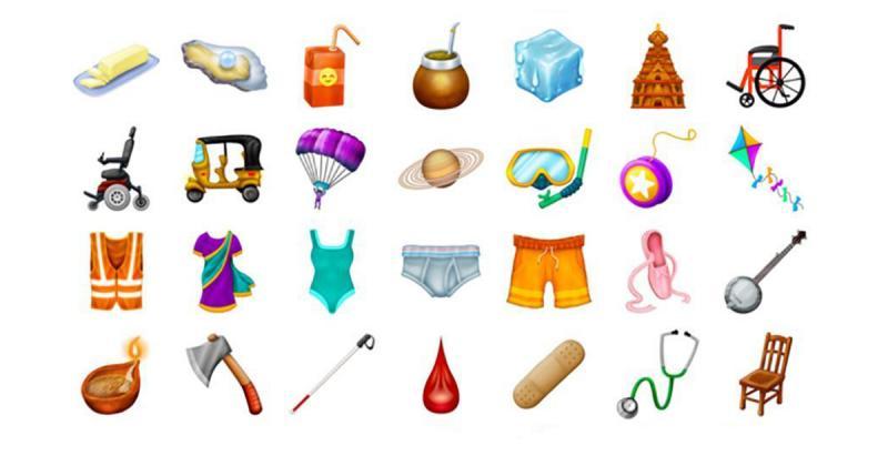 Những emoji sẽ xuất hiện trong năm mới 2019 này