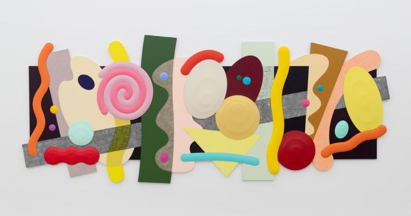 Josh Sperling mang những hình hài đơn sắc mới lạ vào triển lãm cá nhân