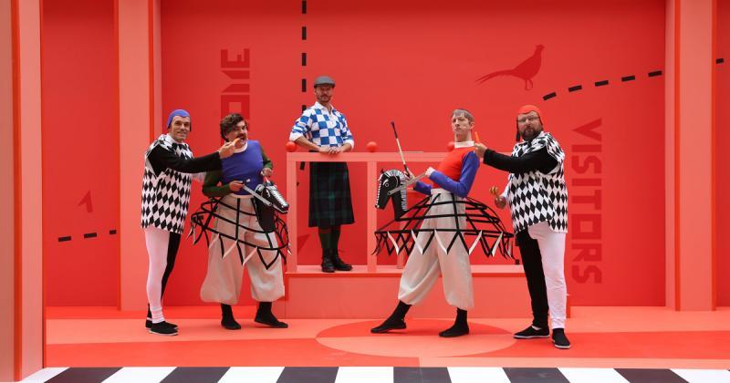 """""""Let's Play!"""" - Hermès muốn đem đến niềm vui cho bạn qua bữa tiệc này"""