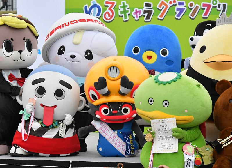 Thiết kế Mascot ở Nhật Bản: Chiến lược nhận diện thương hiệu ít ai ngờ