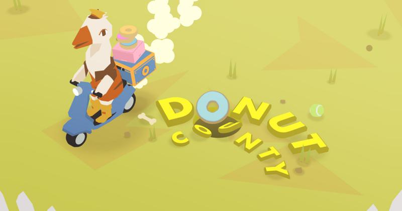 [Game review] Donut County với chiếc hố dọn dẹp cả thế giới